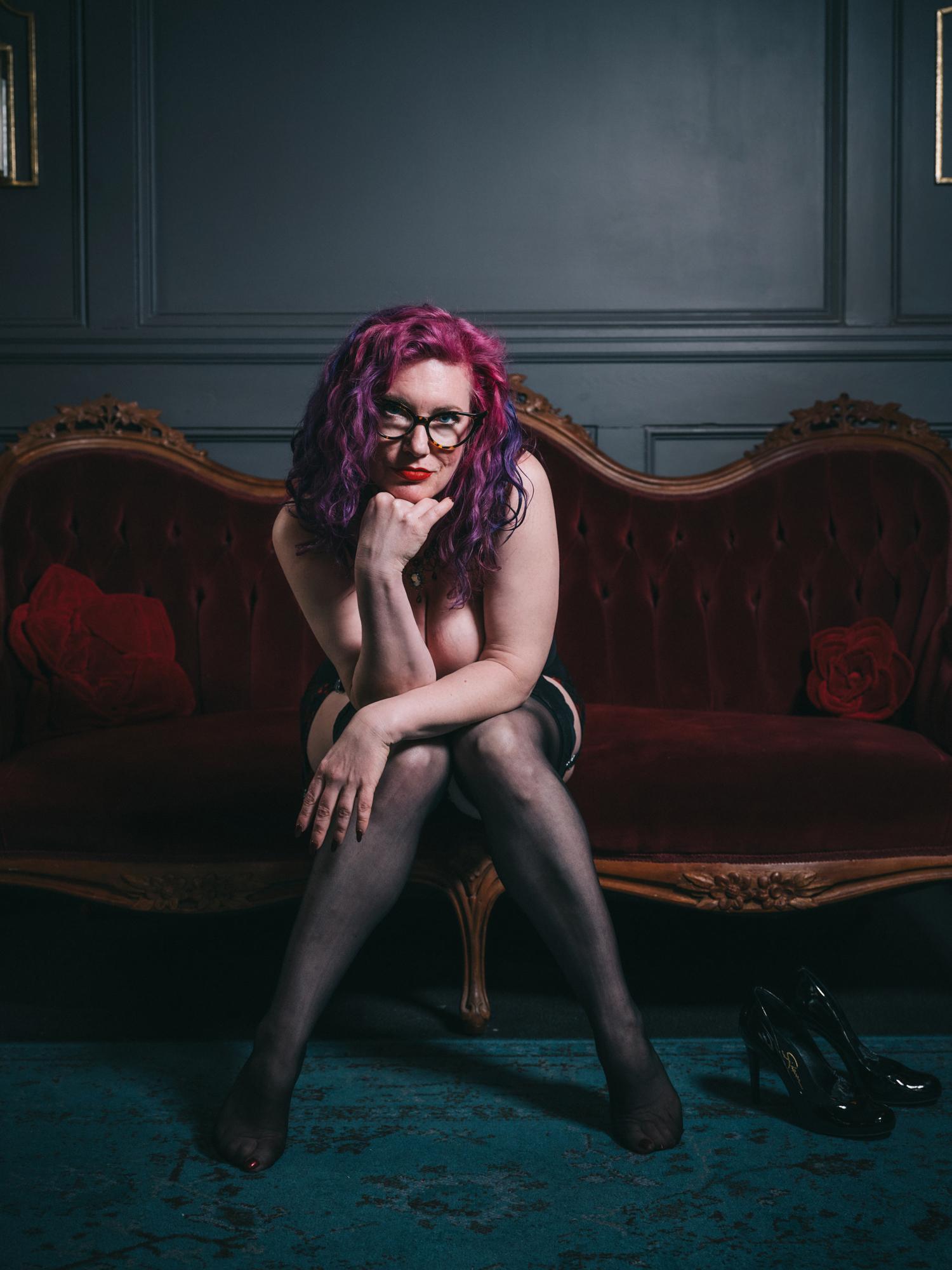 Natasha Strange ~ BDSM Educator